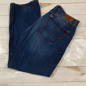 Lucky Brand Jeans Distressed 181 Straight